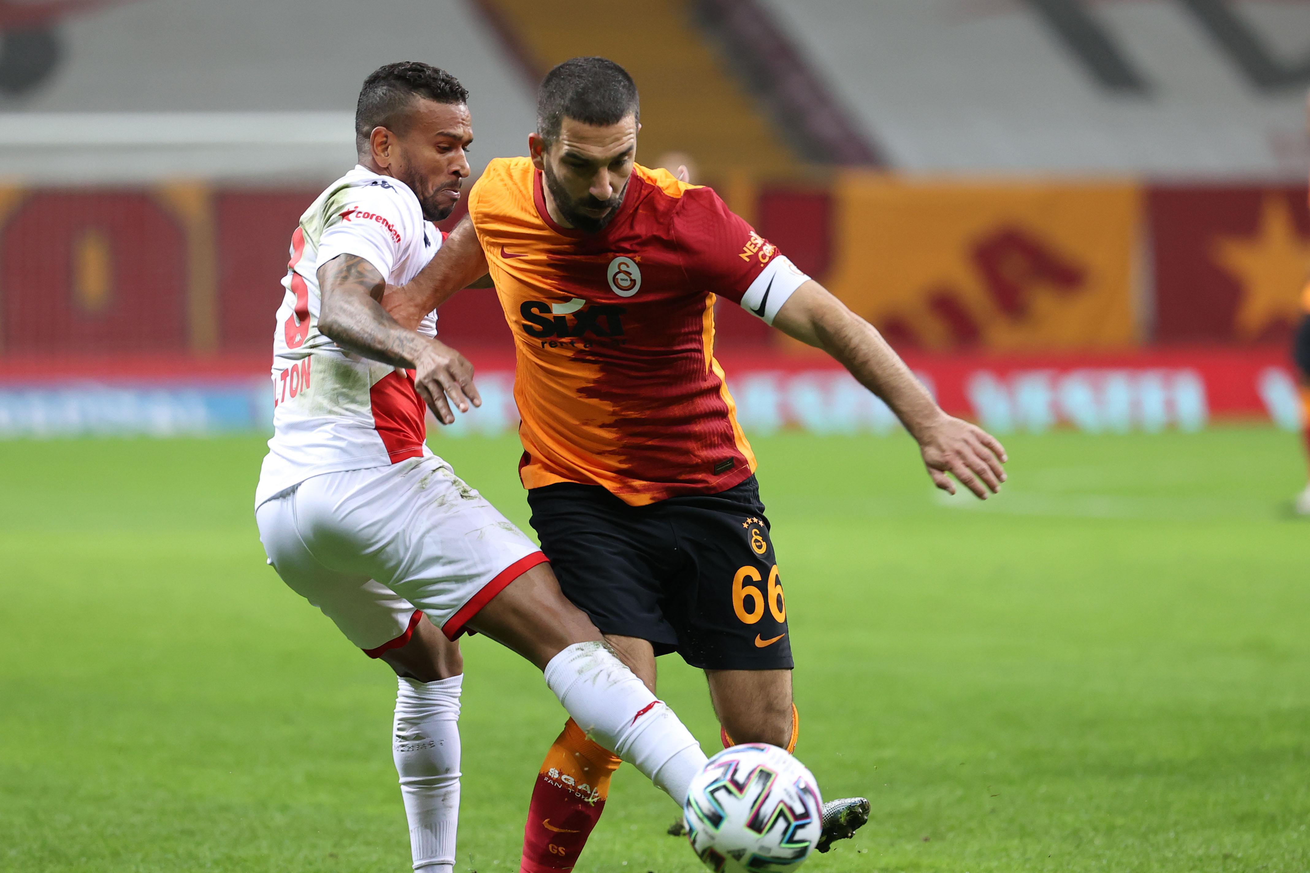 Galatasaray - Antalyaspor maç sonucu: 0-0 (GS - Antalya ÖZET)