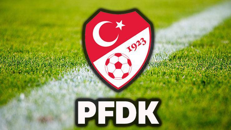 Galatasaraydan Emre Kılınç PFDKya sevk edildi