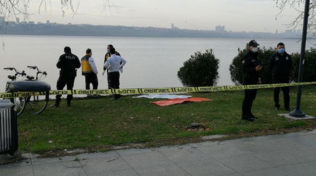 Göl kenarında oturanlar fark etti! Suyun içinde bir kişinin cansız bedeni bulundu
