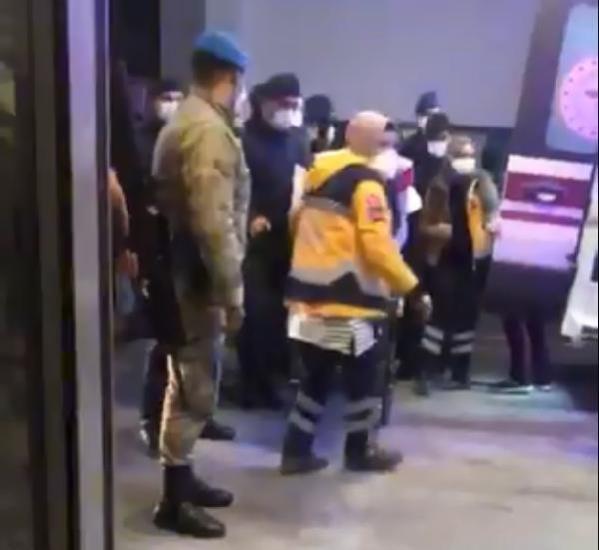 HDP'li Gergerlioğlu gözaltına alındı (2)
