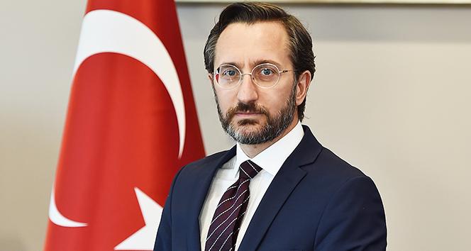 İletişim Başkanı Altun: 'Kılıçdaroğlu, Cumhurbaşkanımızdan derhal özür dilemelidir'