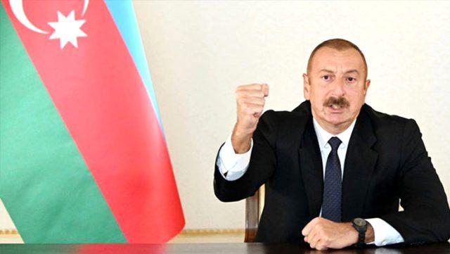 İlham Aliyev, BM Genel Sekreteri ile görüştü: Ermenistan işgal altındaki topraklarımızdan çekilirse gerginlik çözülür