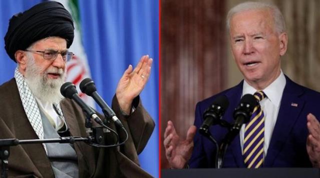 İran lideri Hamaney'den yaptırımlar için şart koşan Biden'a yanıt: Uranyum zenginleştirme durdurulmayacak