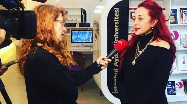 İstanbul'da yakılarak öldürülen öğretim görevlisi Aylin Sözer'in öğrencilerine yaptığı konuşma ortaya çıktı
