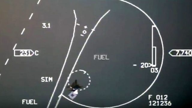 İşte kahraman F-16 pilotlarımızın Yunan tacizini engellediği anların saniye saniye görüntüleri