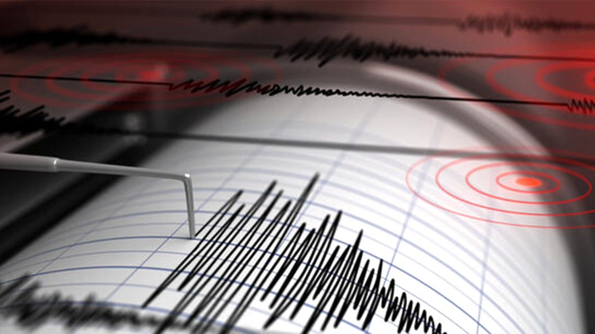 İzmir Menderes açıklarında 4.2 büyüklüğünde deprem meydana geldi