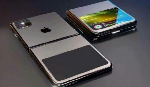 Katlanabilir iPhone'lar testlerden geçti
