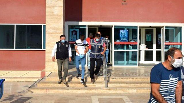 Kendilerini savcı ve polis gibi tanıtıp 1 milyon 500 bin TL'lik vurgun yapan şebeke çökertildi