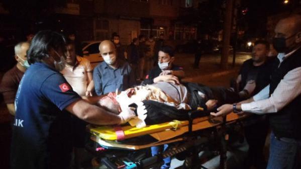 Kısıtlamada polisten kaçanotomobilin çarptığı bisikletli öldü