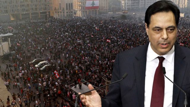 Lübnan Başbakanı Diyab, erken genel seçim kanunu pazartesi günü Bakanlar Kurulu'na sunacak
