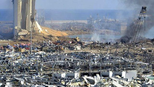 Lübnan'daki patlamayla ilgili kafa karıştıran sözler: Ciddi şüpheler var