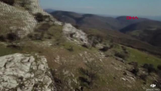 MANİSA JASAT'TAN DRONE DESTEKLİ KAÇAK KAZI OPERASYONU