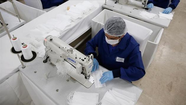 Maske üreticisi 13 şirkete yönelik soruşturmasını tamamladı