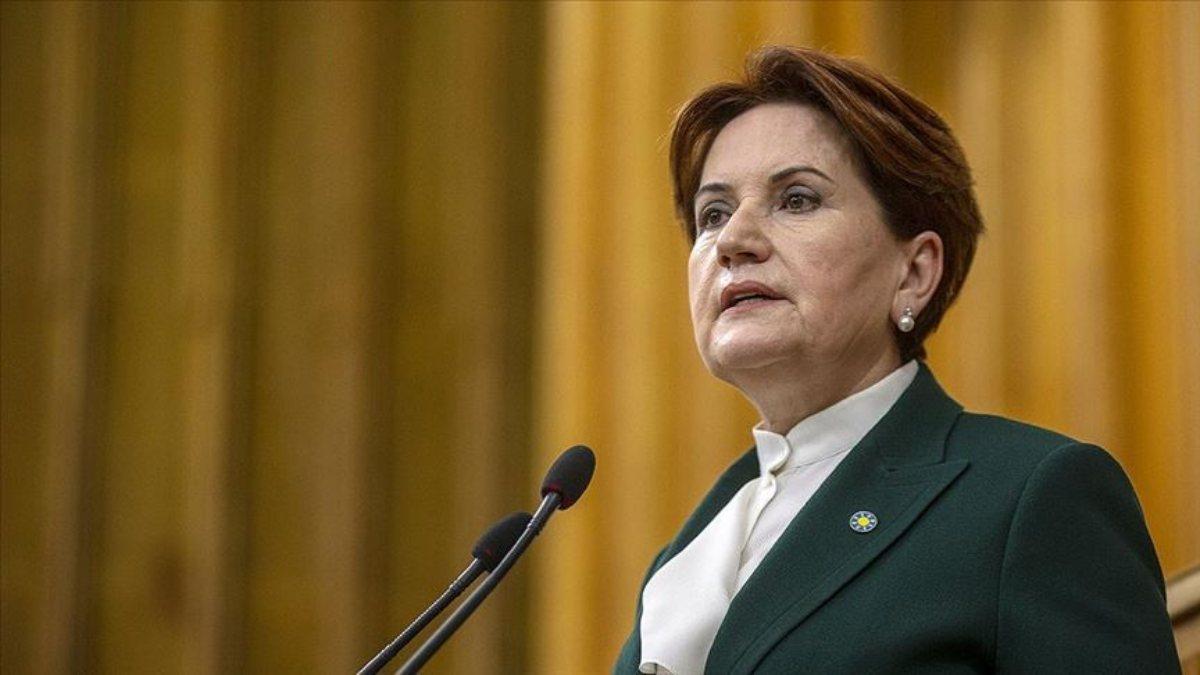 Meral Akşener: Türk gemisine hukuk dışı baskını, basit bir işmiş gibi geçiştiremeyiz