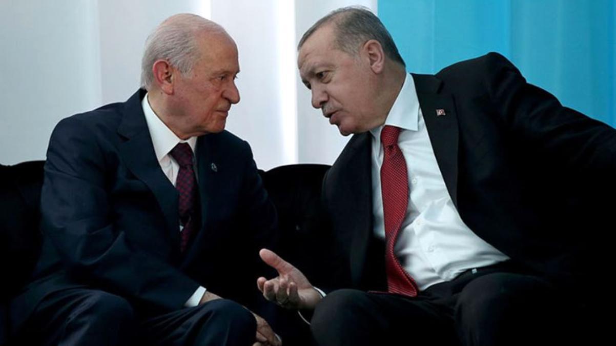 MetroPoll anketinde çarpıcı sonuçlar! MHP'lilere Erdoğan'ı, AK Partililere de Bahçeli'yi sordular