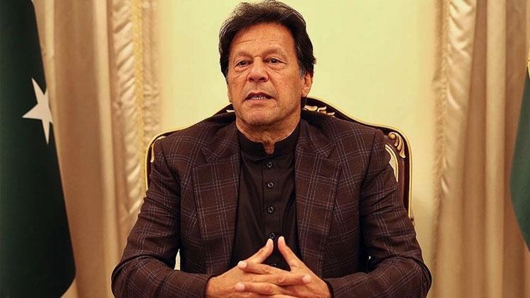 Pakistan Başbakanı Han'dan dikkat çeken Afganistan mesajı!