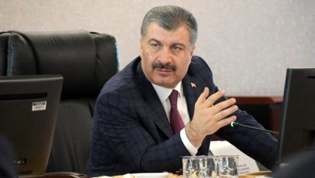 Sağlık Bakanı Koca, il şağlık müdürlerine talimatı verdi: Bayram boyunca salgında gevşeme yaşanmasın
