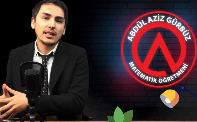 Şifreli Matematik kurucusu Abdül Aziz Gürbüz online eğitim videolarının matematik okuryazarlığını artırdığını iddia etti.