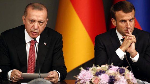 Son Dakika: Cumhurbaşkanı Erdoğan'a yönelik sözleri tepki çeken Fransa Cumhurbaşkanı Macron geri adım attı