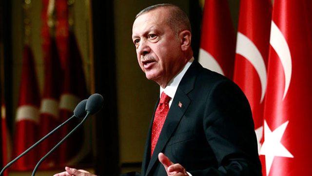 Son Dakika: Cumhurbaşkanı Erdoğan, AK Parti'nin 19. kuruluş yıldönümü programında konuşuyor