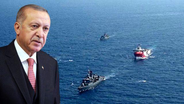 Son Dakika: Cumhurbaşkanı Erdoğan'dan Doğu Akdeniz gerginliğine ilişkin sert çıkış: Bedelini ağır öderler