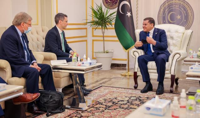 Son dakika haber | ABD Dışişleri Bakan Yardımcısı Vekili Hood Libya'yı ziyaret etti