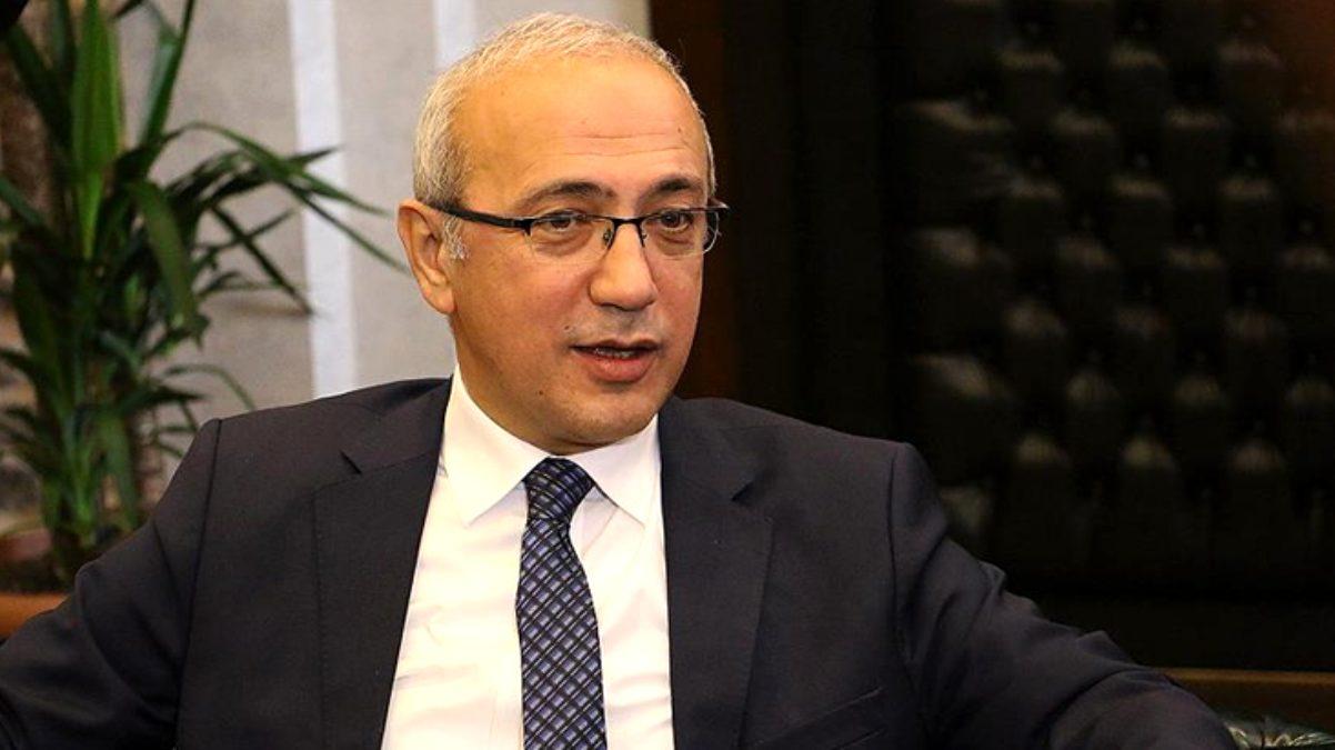 Son Dakika: İstifa eden Hazine ve Maliye Bakanı Berat Albayrak'tan boşalan göreve Lütfi Elvan getirildi