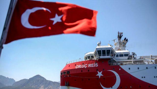 Son Dakika: Türkiye'den Doğu Akdeniz'de yeni Navtex: Oruç Reis gemisinin çalışma süresi 12 Eylül'e kadar uzatıldı