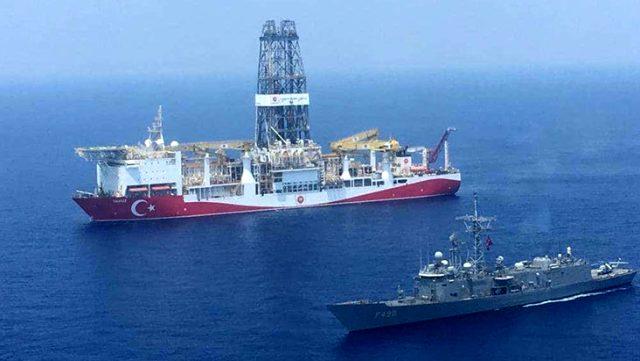 Son Dakika: Yavuz sondaj gemisinin görev süresi 12 Ekim'e uzatıldı