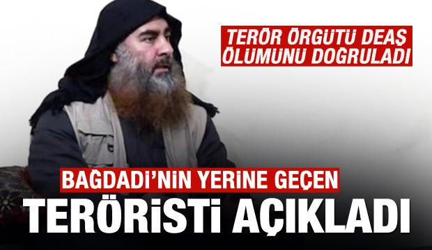 Terör örgütü DEAŞ, Bağdadi'nin yerine gelen ismi açıkladı