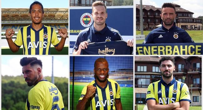 Transferin hızlı takımı Fenerbahçe