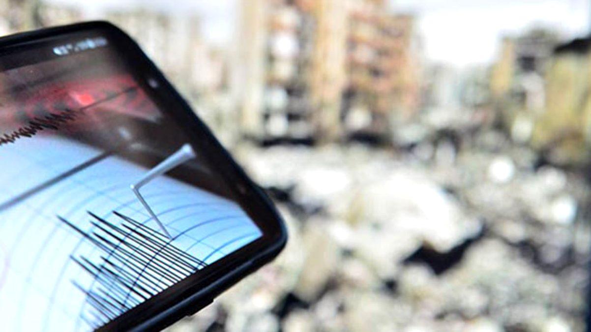 Tunceli'de 4.1 büyüklüğünde deprem