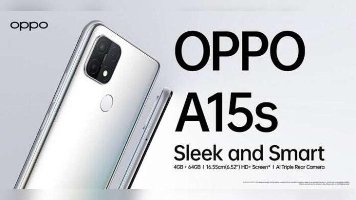 Türkiye'de üretilmeye başlayan Oppo A15s'in fiyatı ortaya çıktı
