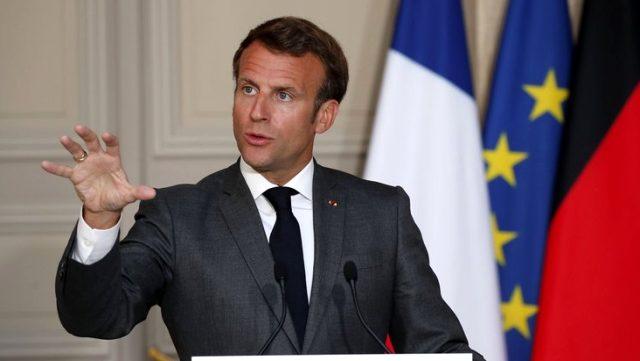 Türkiye'den haddini aşan Macron'a