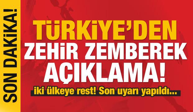 Türkiye'den zehir zemberek açıklama! ABD ve Fransa'ya son uyarı