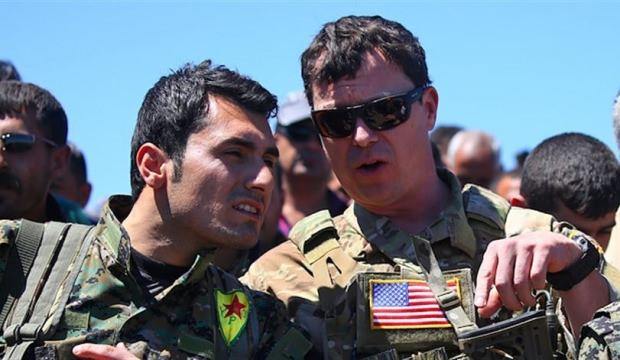 Türkiye vurunca ABD'li ve YPG'li komutanlar 'acil' toplantı yaptı