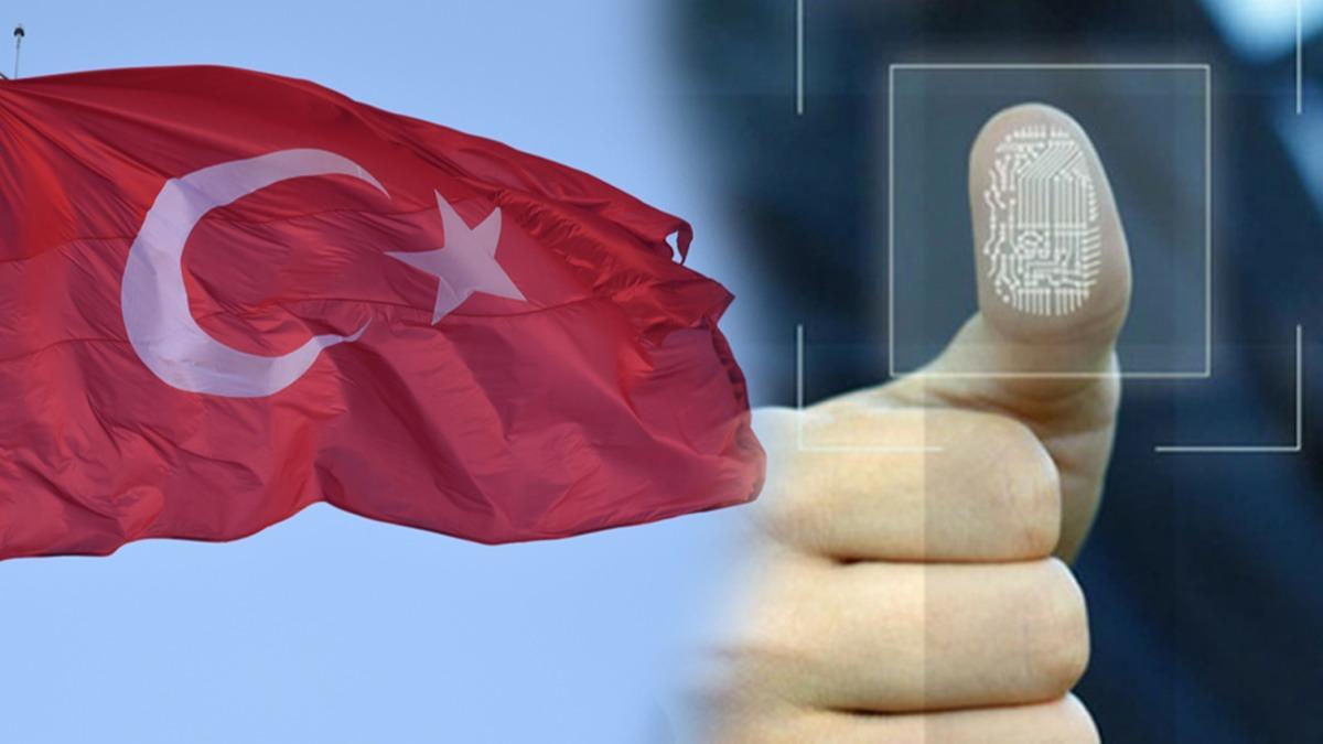 Türkiye yerli ve milli Biyometrik Veri Sistemi için düğmeye bastı