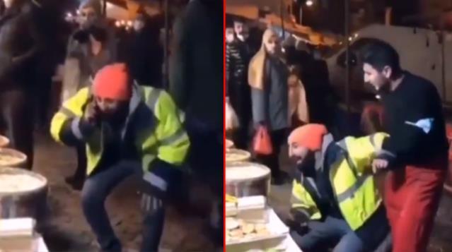 Vatandaşın çektiği 'ayçiçek yağı' videosu, sosyal medyanın gündeminde oturdu