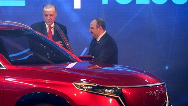 Yerli otomobil böyle üretilecek! Cumhurbaşkanı Erdoğan