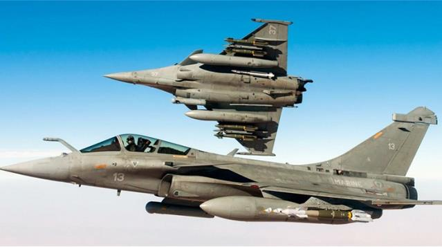 Yunanistan Parlamentosu, Fransa'dan Rafale savaş uçakları satın alınmasını onayladı