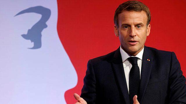 Dışişleri Bakanlığı'ndan Macron'un İslam'ın yapılandırılması gerekiyor sözlerine sert tepki: Kimsenin haddine değil