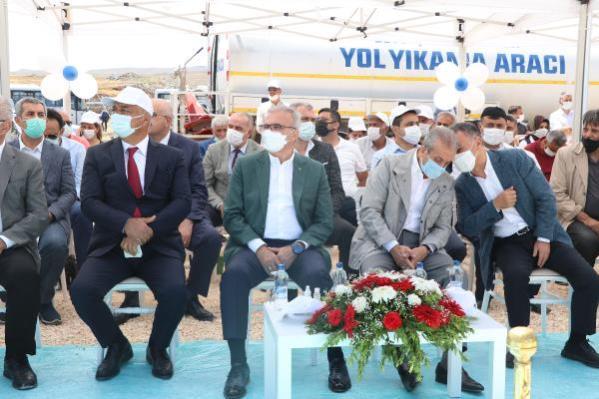 Diyarbakır'da Dünya Çevre Günü'nde çöpten elektrik üretimi başladı
