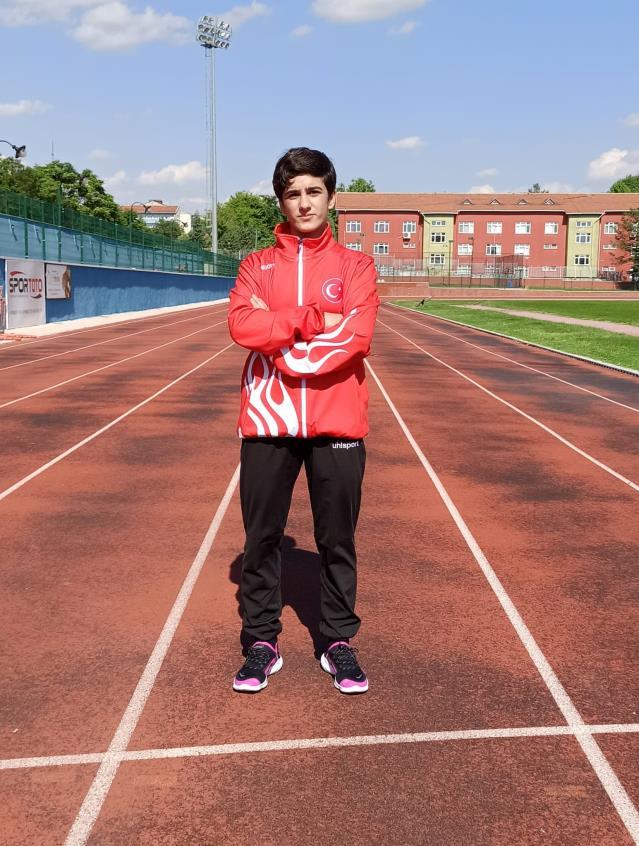 Diyarbakırlı güreşçi Büşranur Yıldızlar Avrupa Güreş Şampiyonası nda altın madalya almayı hedefliyor