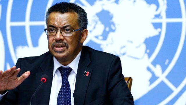 Dünya Sağlık Örgütü Direktörü Ghebreyesus: Dünya bir sonraki salgın için daha iyi hazırlanmalı