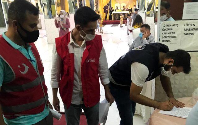 En çok vakaya sahip olan 5 ilden biri olan Şanlıurfa'da 40 milyon TL'lik koronavirüs cezası kesildi