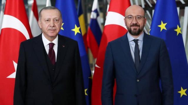 Erdoğan, AB Konseyi Başkanı Michel ile görüştü: Türkiye-AB ilişkileri bu kısır döngüden kurtulmalı