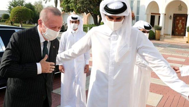 Erdoğan'dan Kılıçdaroğlu'nun 'Katar Emiri önünde eğildi' iddiasına videolu yanıt: Biz rükuda Allah'ın huzurunda eğiliriz