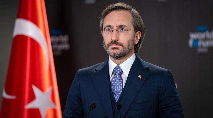 Erdoğan'ın Başdanışmanı Uçum: Fahrettin Altun'la bir bakan arasında fonksiyon olarak bir fark yok