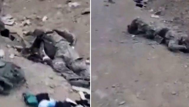 Ermenistan'ın Azerbaycan'a yönelik saldırılarında kullandığı PKK'lılar etkisiz hale getirildi