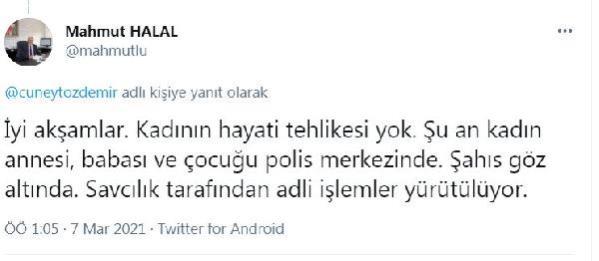 Eski eşini, kızının gözü önünde sokak ortasında dövdü; Bakan Gül 'Yanına kar kalmayacak' dedi (3) - KIZ KARDEŞTEN TEPKİ: VİDEODAN SONRA...